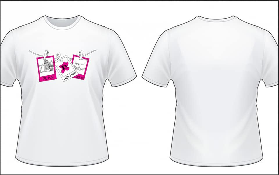 PLan Holmen T-shirt 2021